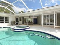Come On In... The Water's Fine! Spectacular Lido Key Home - Walk to Beach & Town