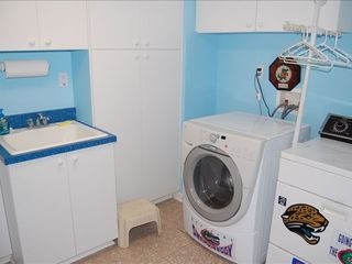 St. Augustine house photo - Full laundry room ...