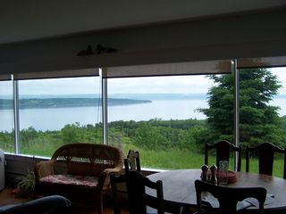 Baddeck house photo - Bras d'Or Lakes from House