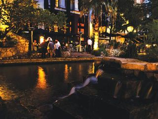 San Antonio condo photo - Riverwalk at Night
