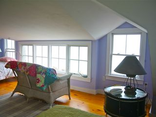 Chilmark cottage photo - A front row seat to the most amazing ocean sounds and views.