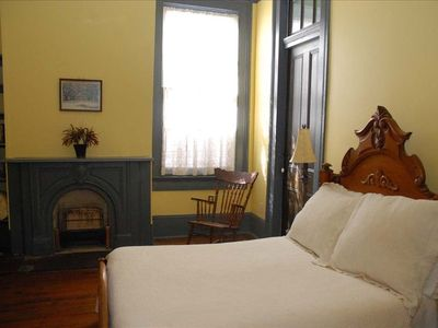 MAGAZINE ST ENTIRE AUTHENTIC 4 BEDROOM GREEK REVIVAL HOUSE - Bedroom 4