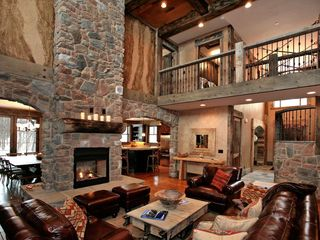 Sundance cabin photo - Exquisite Decor throughout
