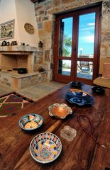 Gouves villa photo - Traditional elements