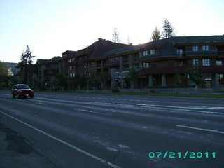 Stateline condo photo - VIEW OF THE COMPLEX LOOKING EAST