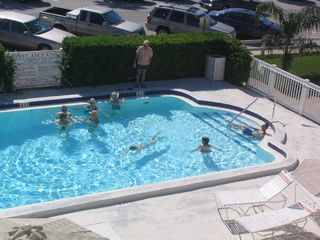 St Pete Beach condo photo - Heated Pool