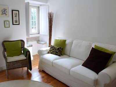 New comfortable and charming apartment in historic Alfama.