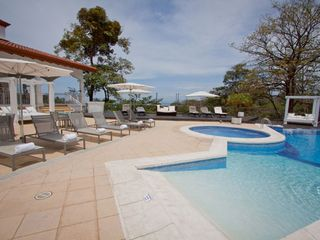 Manuel Antonio condo photo - Pool, Jacuzzi & sunning terrace