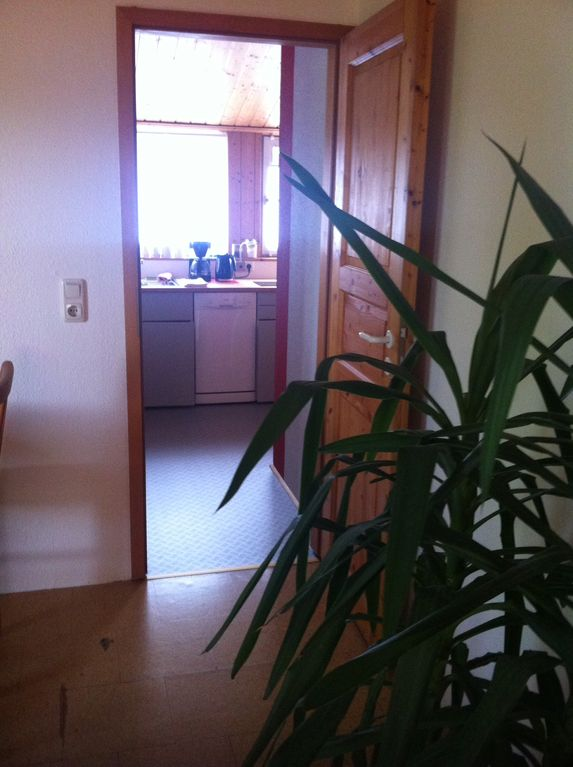 Chalet Ingrid - Holiday apartment on the first floor of an EFH