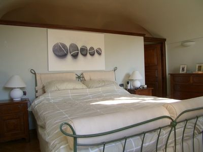 One of the Luxury Bedrooms