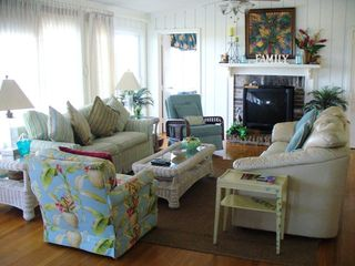2nd floor livng area ocean front - Isle of Palms house vacation rental photo