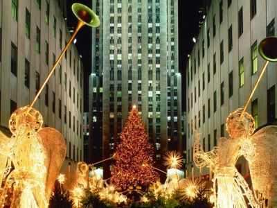 Rockefeller Center- a must see!