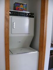 Gorham apartment photo - Washer/Dryer