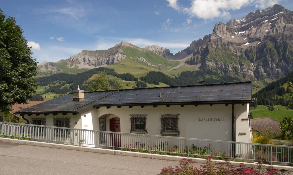 Holiday house, 80 square meters , Adelboden, Switzerland