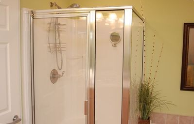 Master Bath with Separate Standing Shower