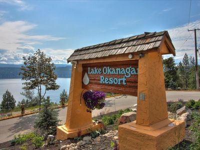 Image result for Lake Okanagan Resort.