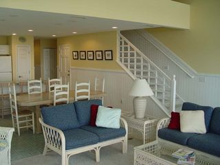 Holden Beach house photo - Living room