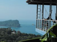 Hight-View on National-Park and Manuel-Antonio Bay