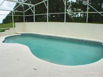 Highlands Reserve house rental - Pool 4
