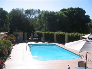 Sedona townhome photo - take a refreshing dip in the pool
