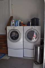 Bethany Beach house photo - High efficiency washer and dryer - one of two sets in the house.