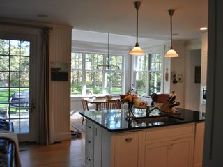 West Tisbury house photo - Gourmet Kitchen