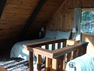 Left side of the Loft - North Conway chalet vacation rental photo