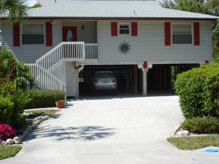 Sanibel Island house photo - Welcome to our home!