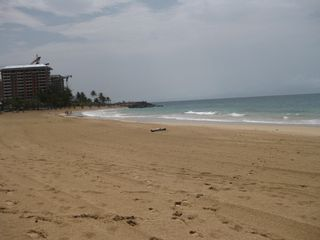Condado apartment photo - Beach