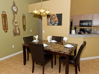 Haines City villa photo - Formal Dining Area