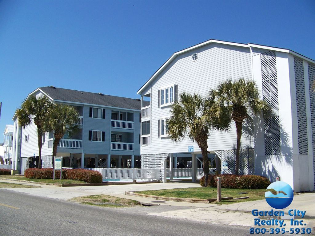 Garden City Beach Vacation Rental Vrbo 451782 2 Br Grand Strand Myrtle Beach Condo In Sc