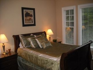 Big Canoe house photo - Master Bedroom with Queen Sleigh Bed