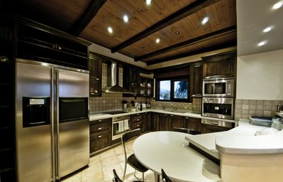 Villa Theano - Kitchen