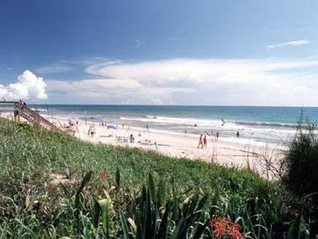Miles of gorgeous beaches only five minutes drive away.