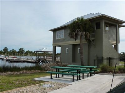 The Dockside Clubhouse