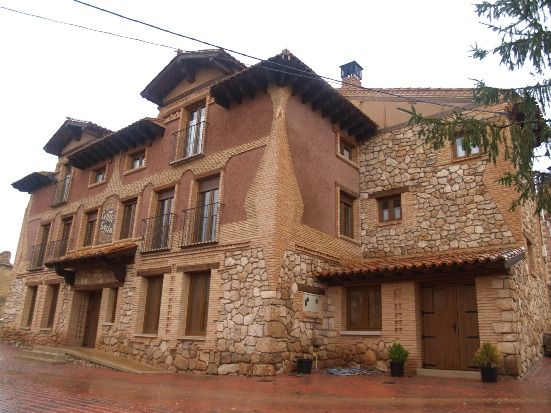 Rural apartment El Cuartel for 10 people