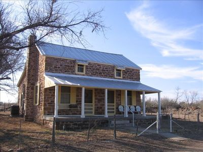 The Hasse House was built in 1883 on the site of the original log structure.
