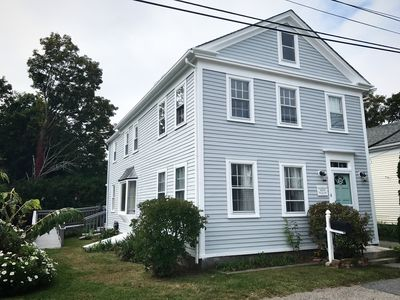 A Family Heirloom - Historic 1839 Downtown Mystic Home