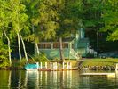 Right at the water's edge - Squam Lake house vacation rental photo