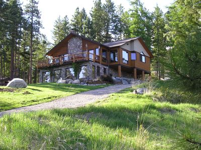 Somers house rental - Very Private w/ spectacular lake and mountain views.