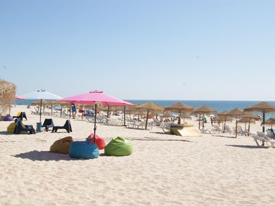 Fuseta apartment rental - relax at the beach
