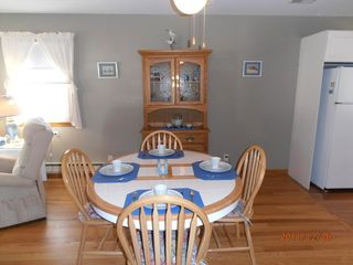 Cape May house photo - Dining area