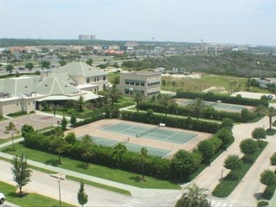 Destin condo rental - Tennis anyone?