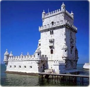 Belem Tower, 5 min walking distance