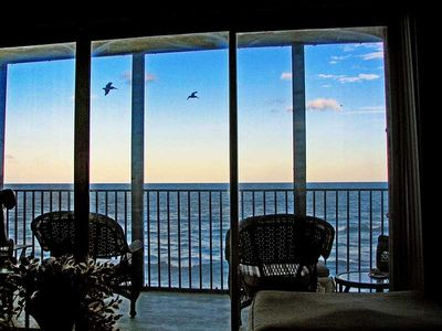 The DIRECT OCEAN view from YOUR vacation home!!