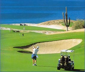 San Jose del Cabo condo photo - El Dorado Golf Course - 10 minute drive