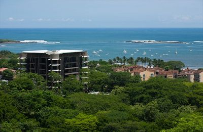 View of La Perla and Tamarindo from behind the property