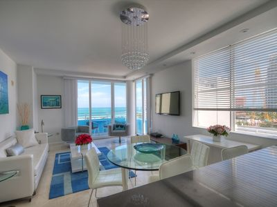 Relax on Your Penthouse Balcony & Take in the Ocean Views