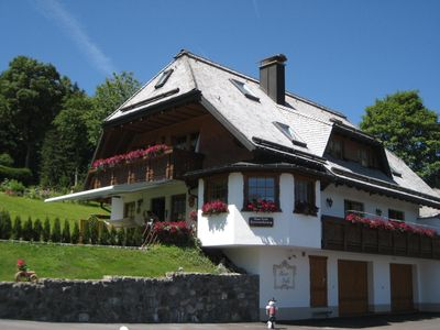4 star vacation apartments in a stunning location, 1100 m above sea level
