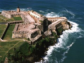 Humacao villa photo - El Morro Fortress in Old San Juan